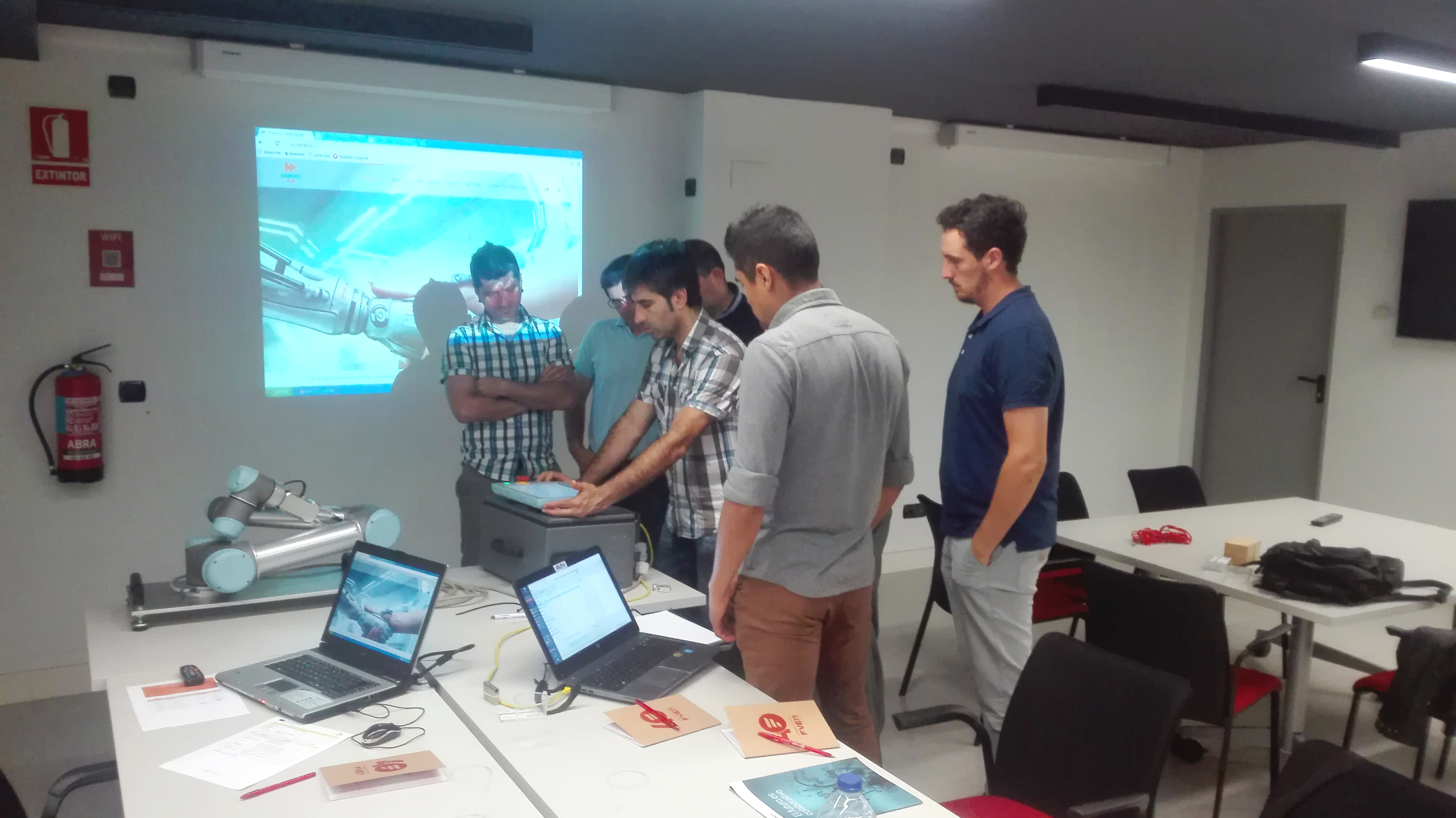 Fourth project meeting
